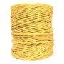 Fio De Sisal Colorido Ouro - Rolo Com Aprox 850 M - Aprox 2,5 Kg