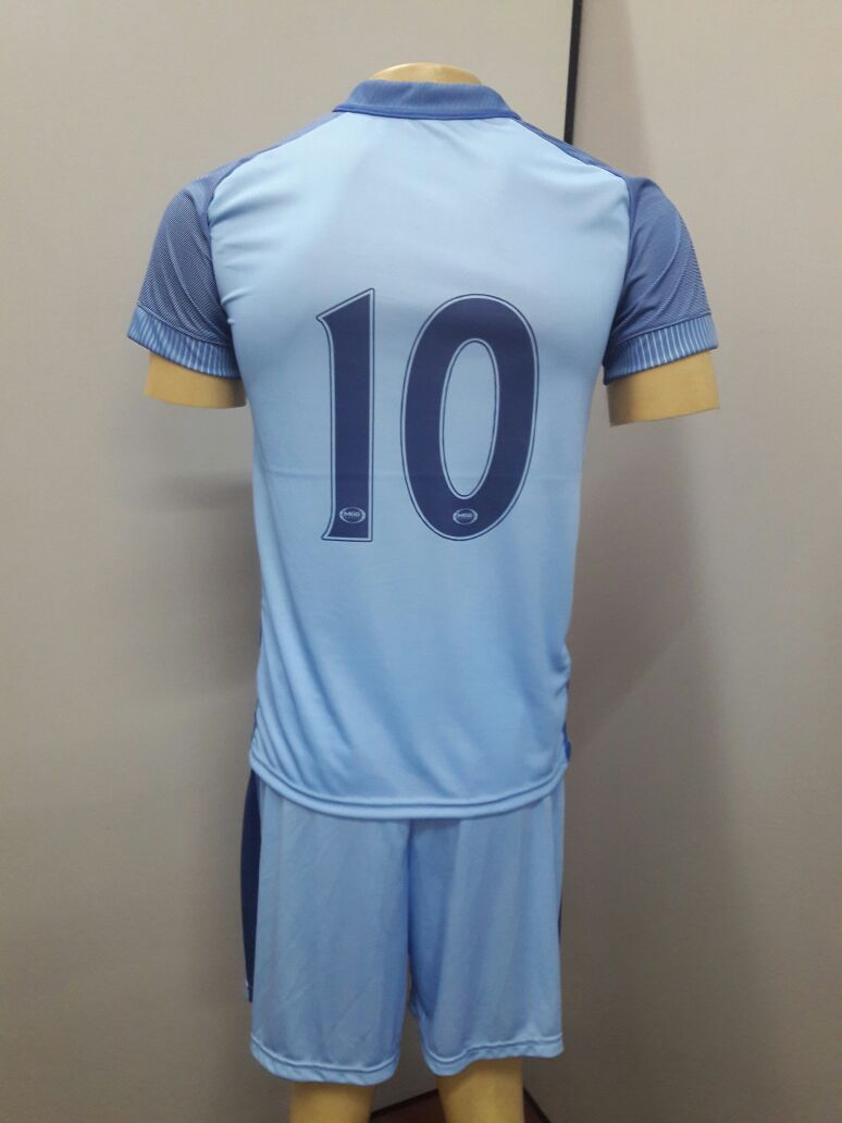 Camisa Personalizada Manchester City