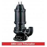 Bomba Submersível 3.0 HP Trifásica 380v - Lepono