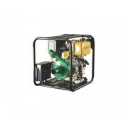 Motobomba à Diesel 2.½'' x 2'' para Incêndio 7CV Partida Elétrica Buffalo - BFDE