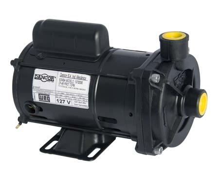 Bomba Centrífuga 1/3 CV Mono 220 V CP-4R - Dancor