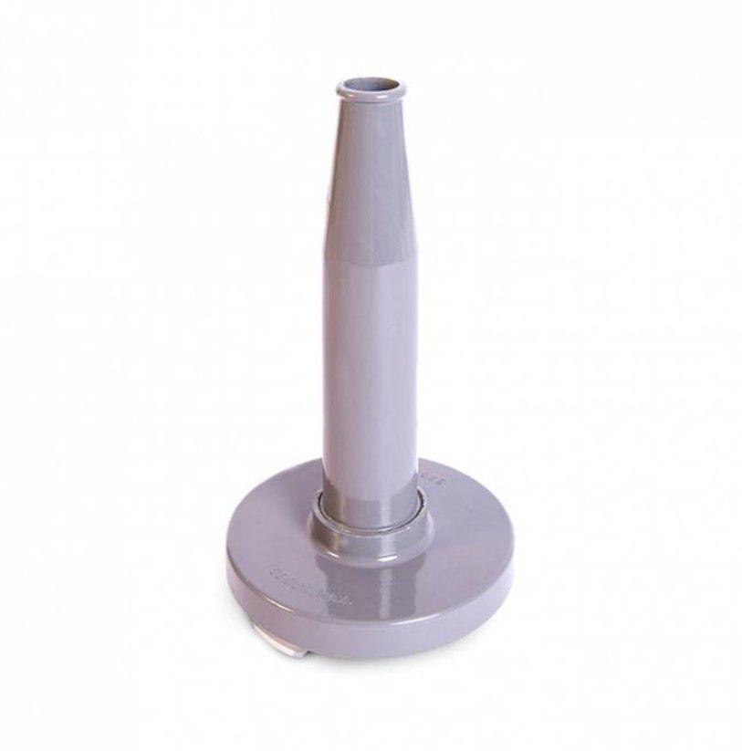 Esguicho agulheta jato sólido storz com requinte em Alumínio
