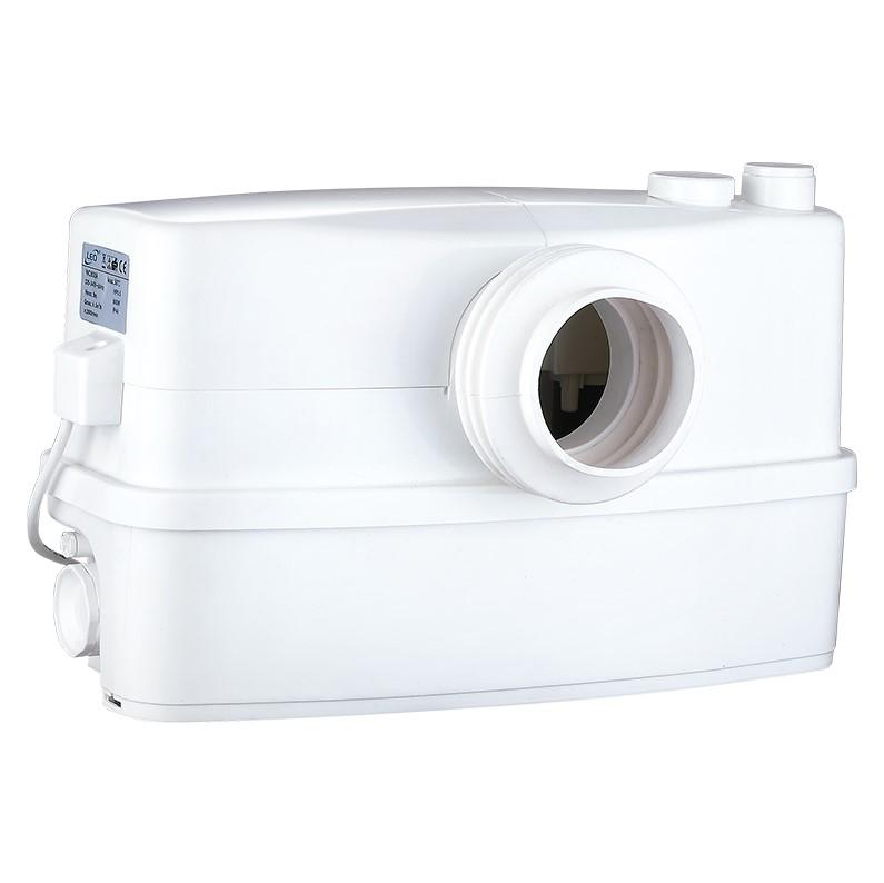 Motobomba Trituradora (vaso sanitário) 3/4 HP Monofásica 220v WC600A - Lepono