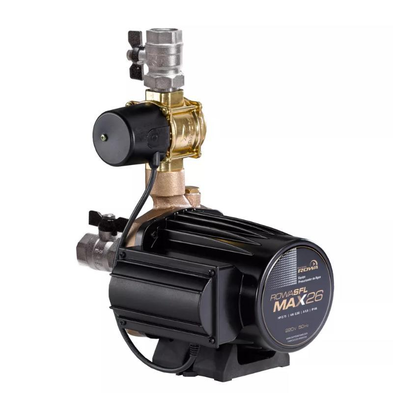 Pressurizador Max SFL-26 - 220V Monofásico Rowa