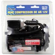 Mini Compressor de Ar 12 V - Western