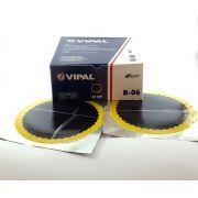 REMENDO A FRIO R 06 - VIPAL - CX C/ 25 UNIDADES