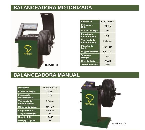 BALANCEADORA DE PNEUS