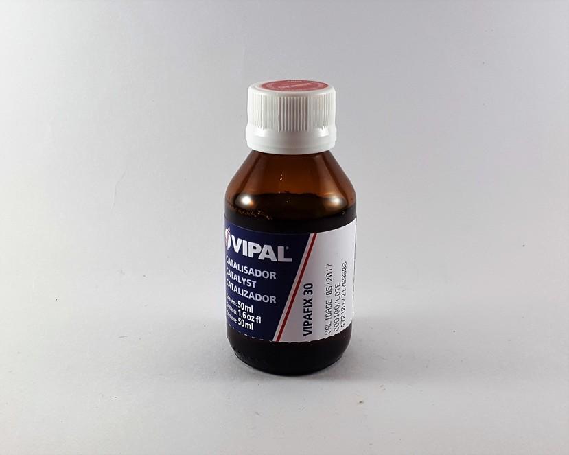 CATALISADOR 30'' P/ VIPAFIX - VIPAL - 50ml