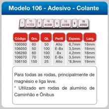 CHUMBO COLANTE 60 10g/5g - ASSIS&ASSIS