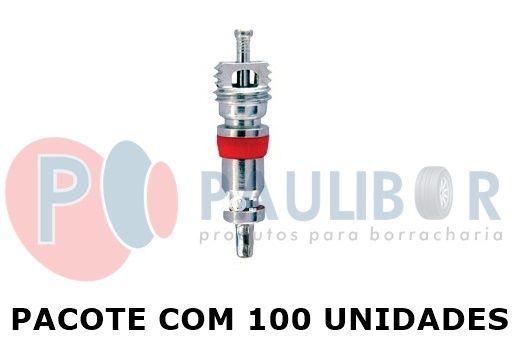 NÚCLEO UNIVERSAL P/ VÁLVULAS - PCT C/ 100 UNIDADES