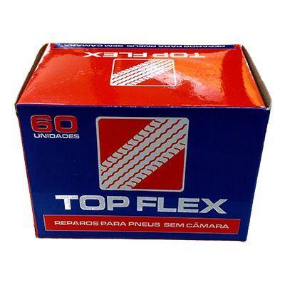 REFIL (PRETO) PASSEIO 100MM - CX C/ 60 PÇS - TOPFLEX