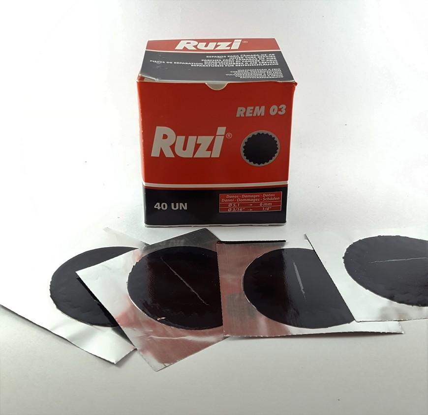 REMENDO A FRIO R 03 - RUZI - CX C/ 40 UNIDADES