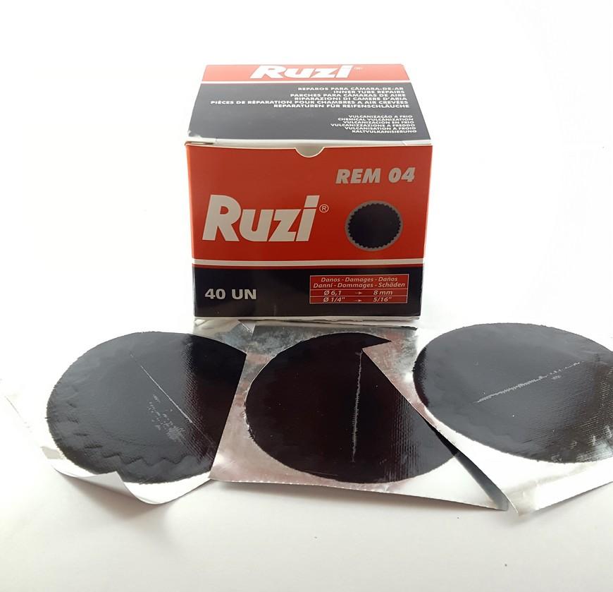 REMENDO A FRIO R 04 - RUZI - CX C/ 40 UNIDADES