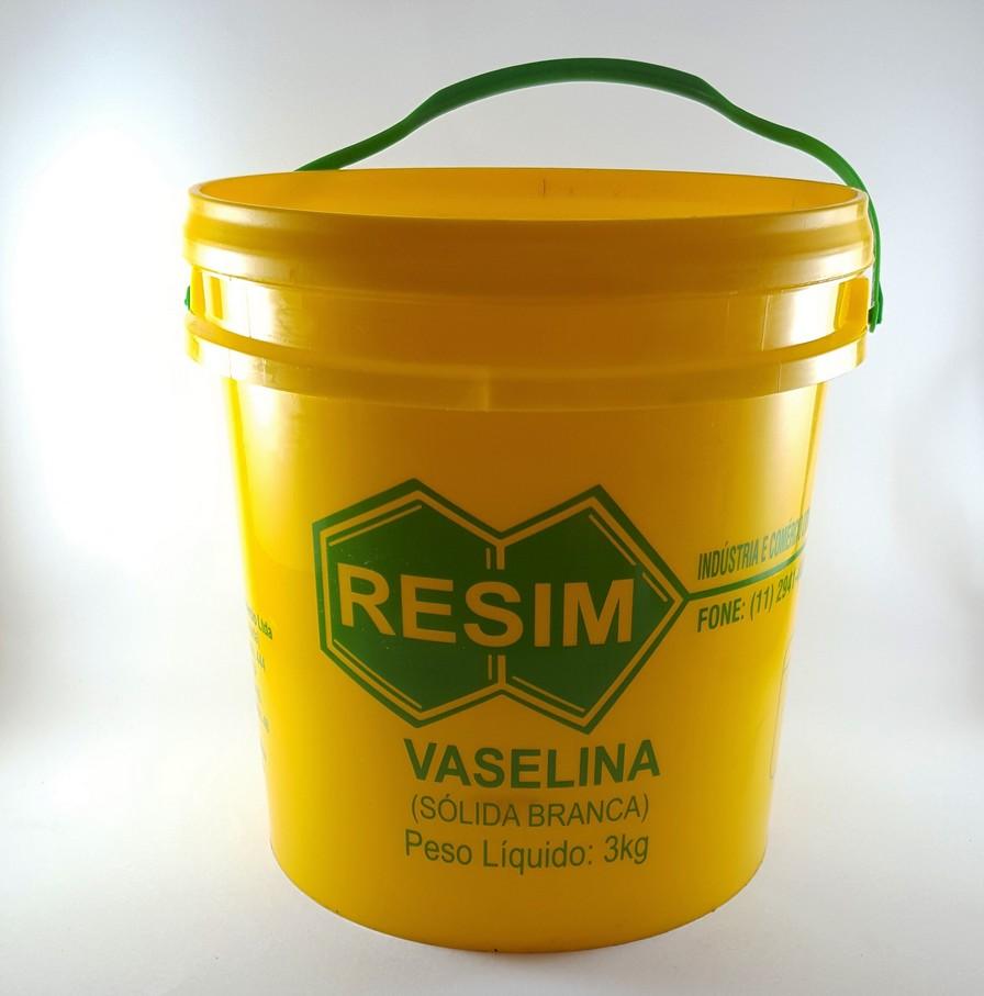 VASELINA SÓLIDA RESIM -  3KG