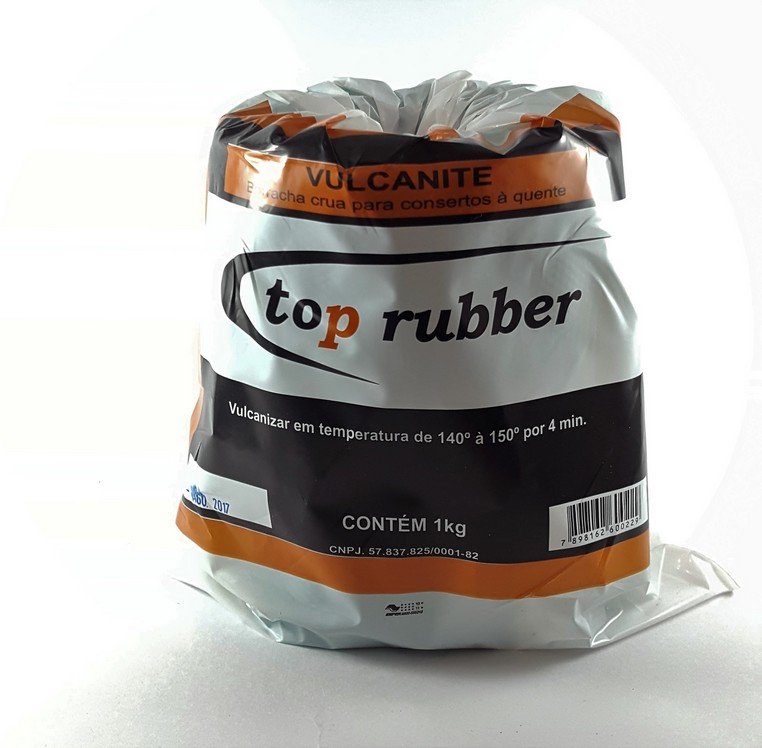 VULCANITE 1 KG - TOP RUBBER