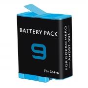Bateria para GoPro Hero9 e Hero10 Black - 4.40V - 1800mAh - Li-ion - AHDBT-901