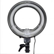 Iluminador Ring Light Anel Circular - Luz Branca 5500K - 220 Volts