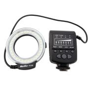 Iluminador e Flash de Led Circular - FC100 - Nikon Canon Olympus
