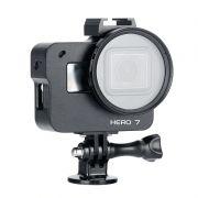 Suporte Armação Moldura Frame - Alumínio - GoPro Hero7