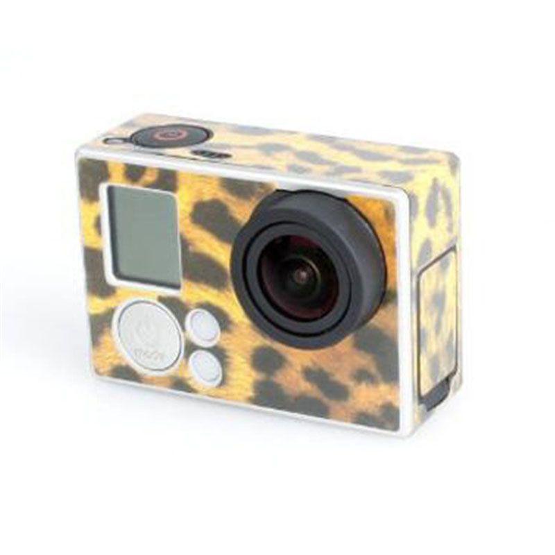 Adesivo Protetor Onça - GoPro Hero3 e Hero3+