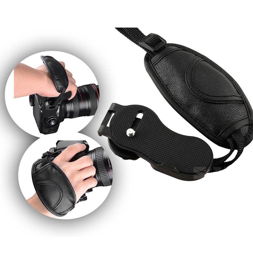 Alça de Mão - Hand Grip - Câmeras DSLR Nikon Sony Canon