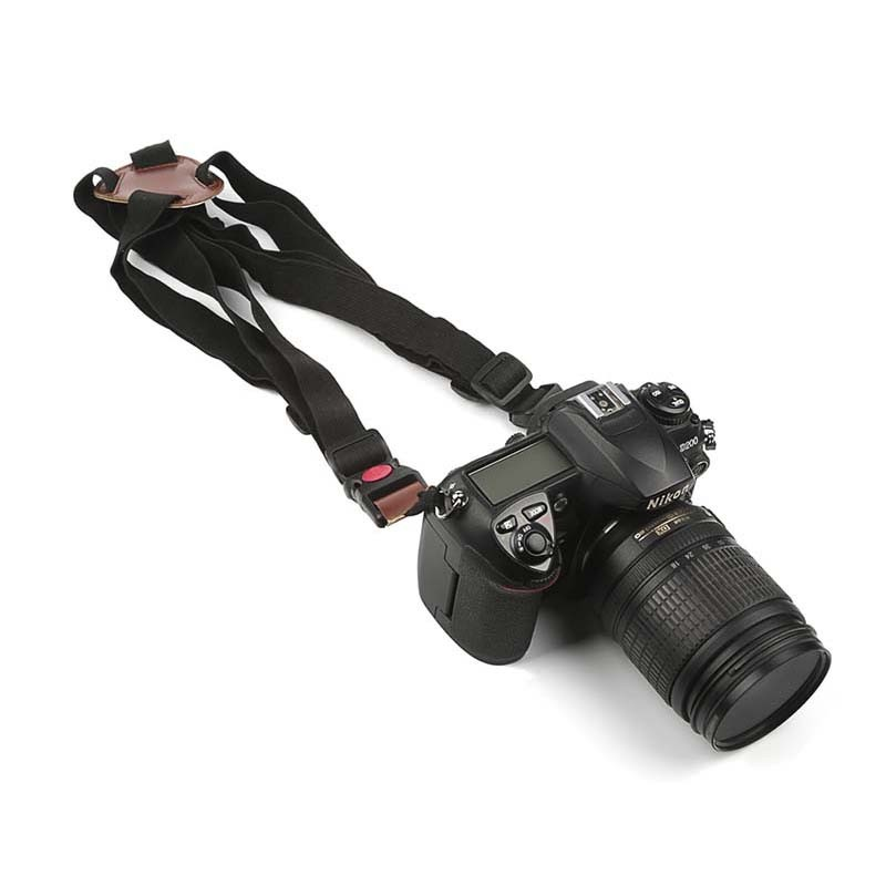 Alça de Ombro DSLR - Nikon Canon