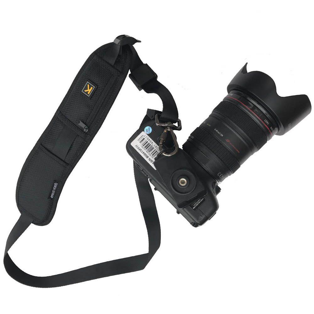 Alça De Ombro Quick Strap Câmeras Dslr Canon Nikon Sony