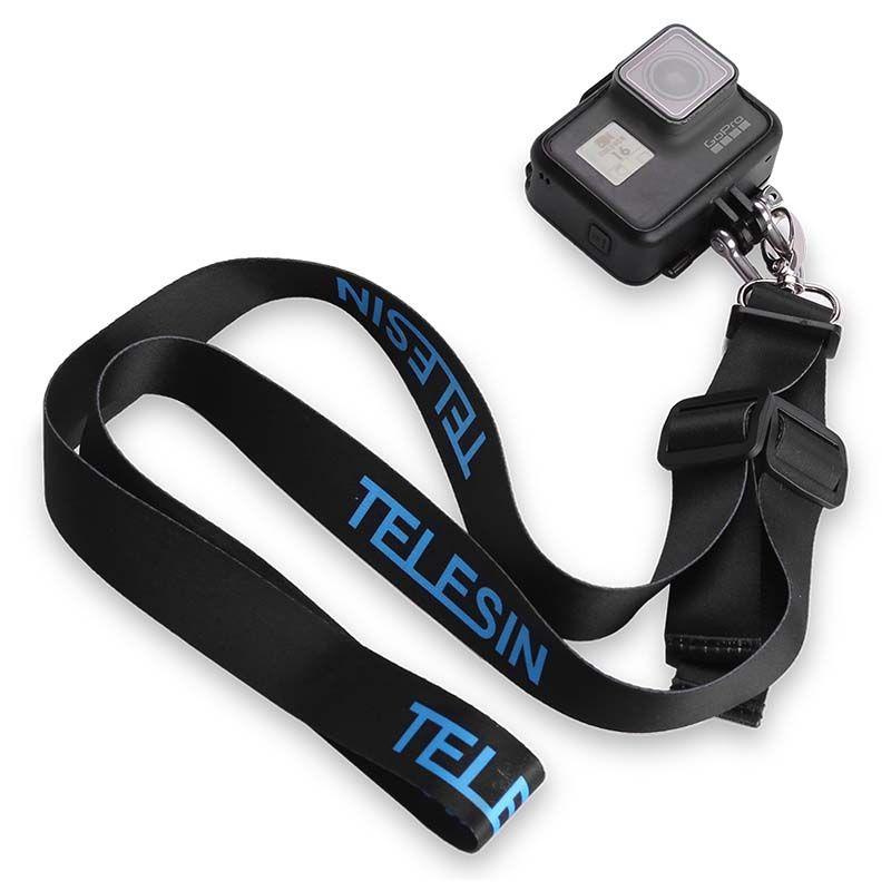 Alça de Segurança Pescoço - GoPro SJCAM - Telesin