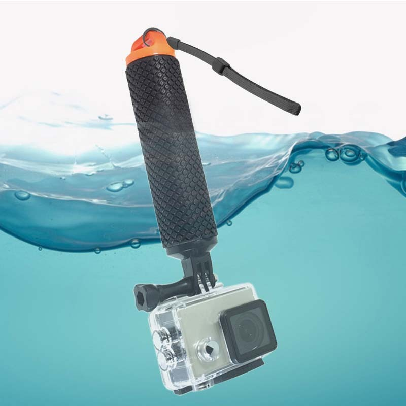 Bastão Flutuante Grip Floaty Bobber - GoPro SJCAM Yi Eken