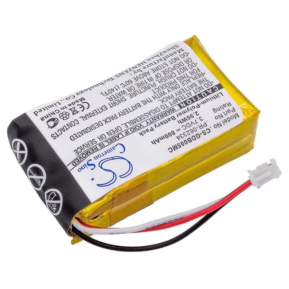 Bateria GoPro Hero - Hero+ - Hero Plus - 800mAh - CHDHA-301