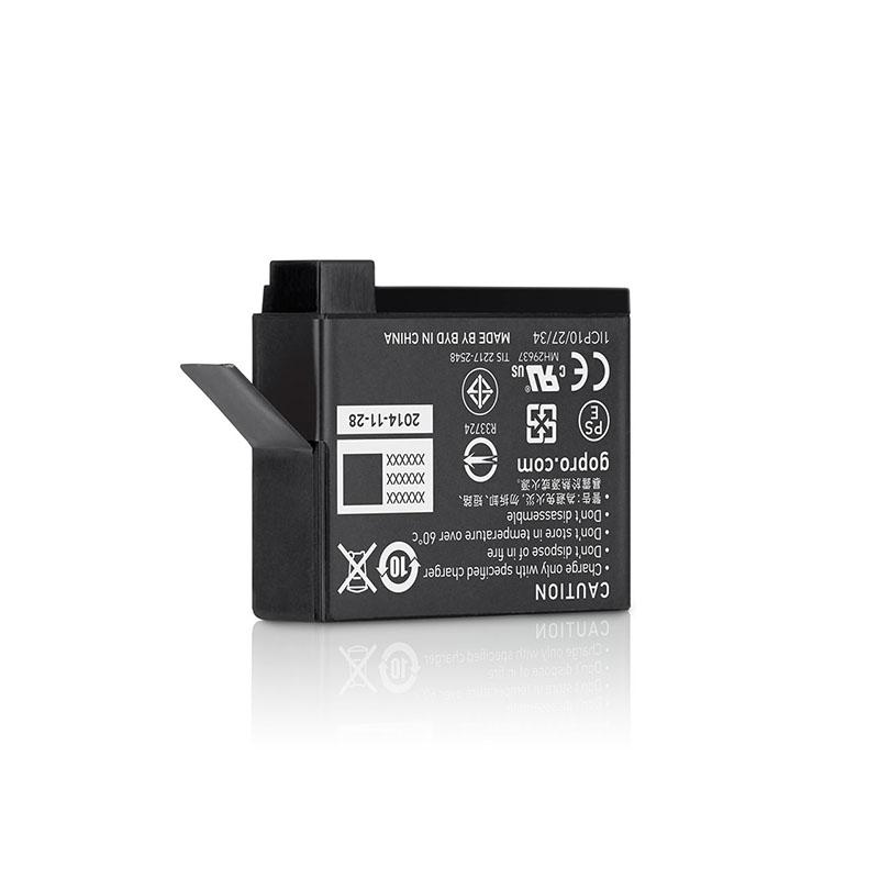 Bateria GoPro Hero4 - 3.8V - 1160mAh - 4.4Wh - Li-ion - AHDBT-401