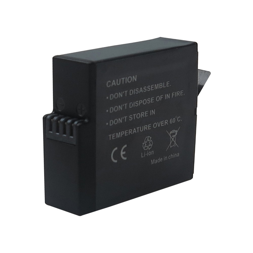Bateria GoPro Hero7 Hero6 e Hero5 Black - 3.85V - 1220mAh - 4.7Wh - Li-ion