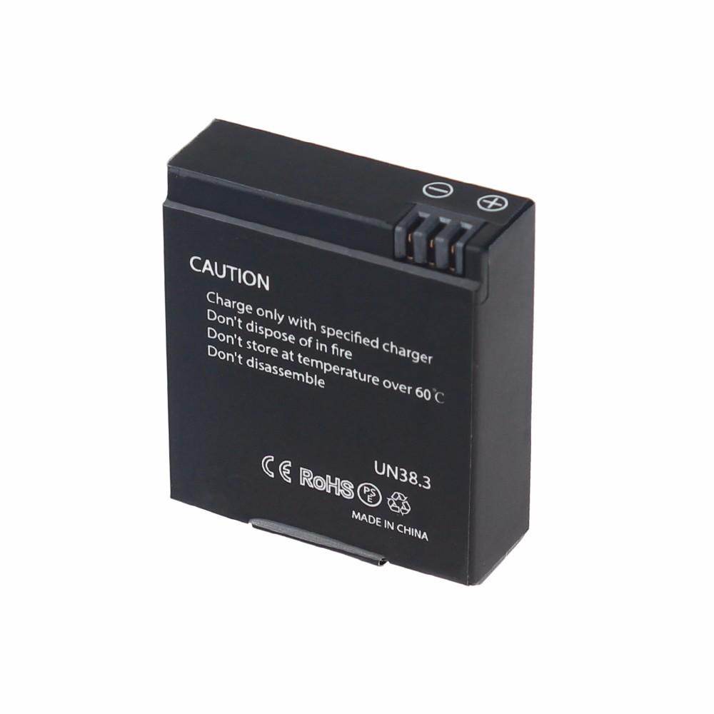 Bateria SJCAM SJ6 Legend - 3.8V - 1000mAh - 3.8Wh - Li-ion