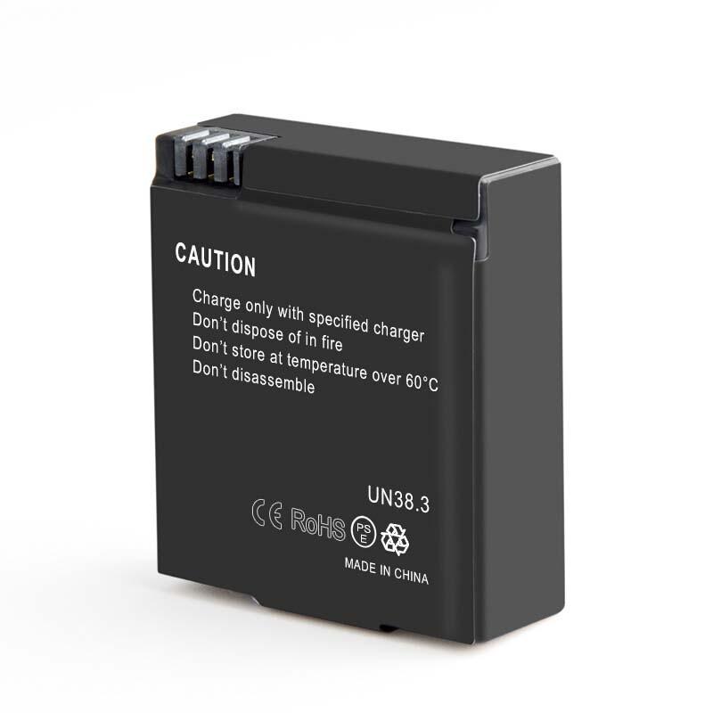 Bateria SJCAM SJ7 Star - 3.8V - 1000mAh - 3.8Wh - Li-ion