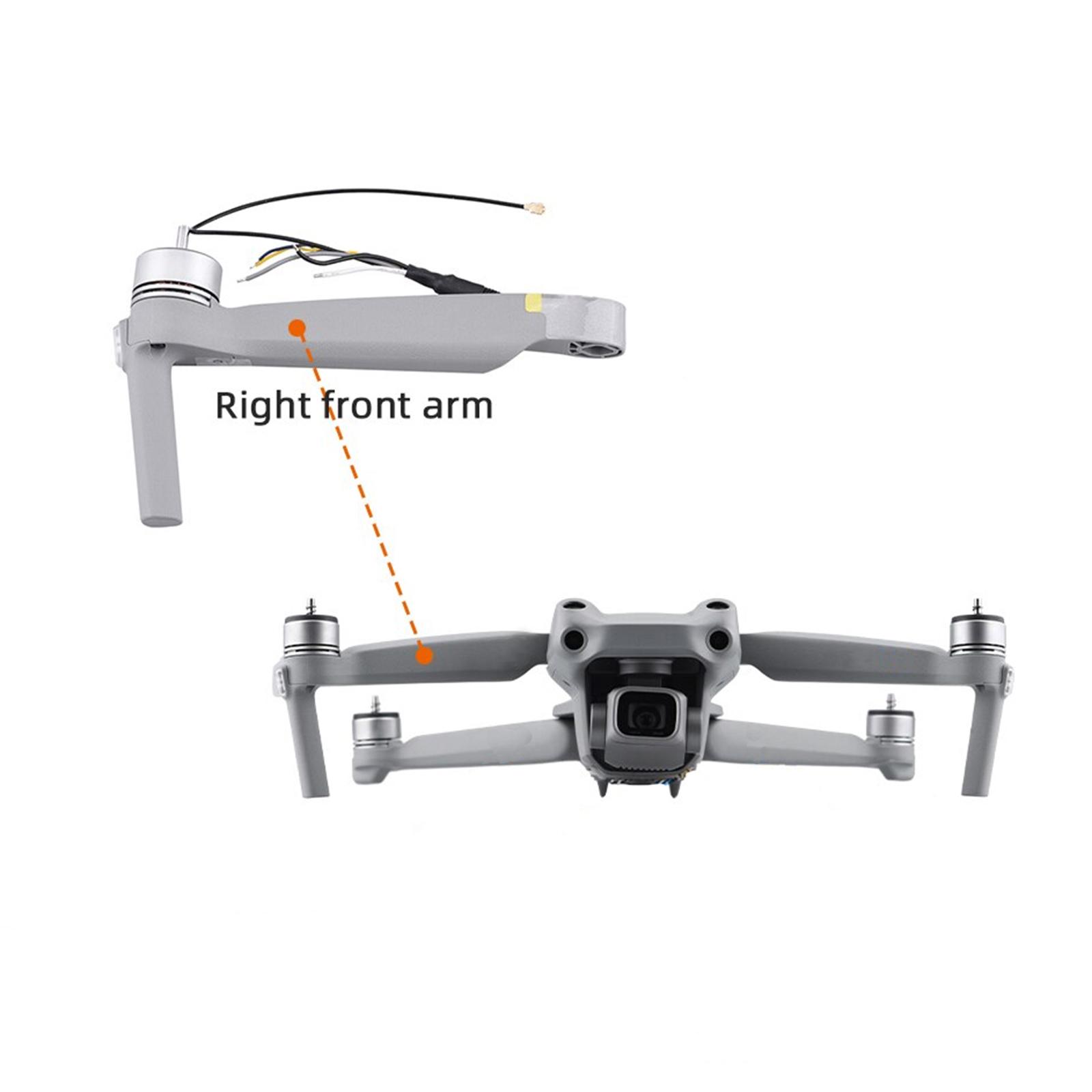 Braço com Motor - Dianteiro Direito - Drone DJI Mavic Air 2S