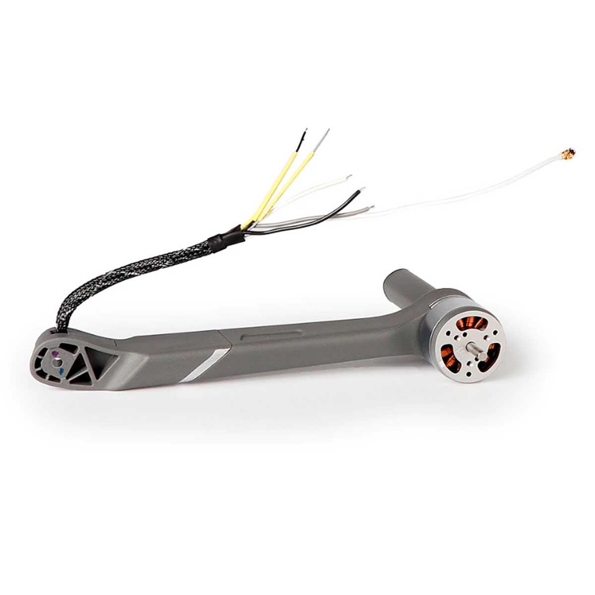 Braço com Motor - Dianteiro Esquerdo - Drone DJI Mavic 2