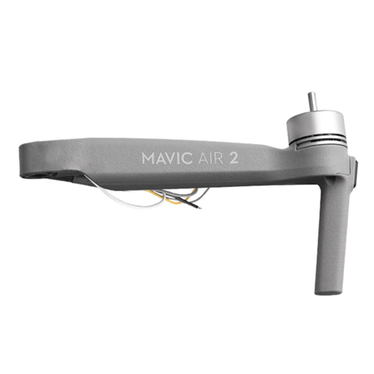 Braço com Motor - Dianteiro Esquerdo - Drone DJI Mavic Air 2