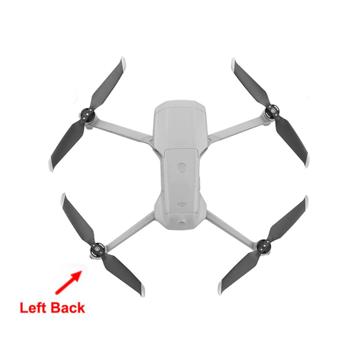 Braço com Motor - Traseiro Esquerdo - Drone DJI Mavic Air 2