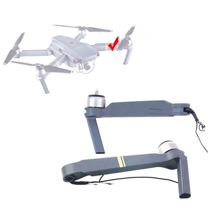 Braço com Motor - Dianteiro Esquerdo - Drone DJI Mavic Pro