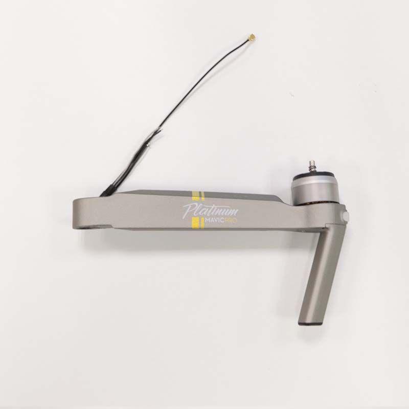 Braço com Motor - Dianteiro Esquerdo - Drone DJI Mavic Platinum