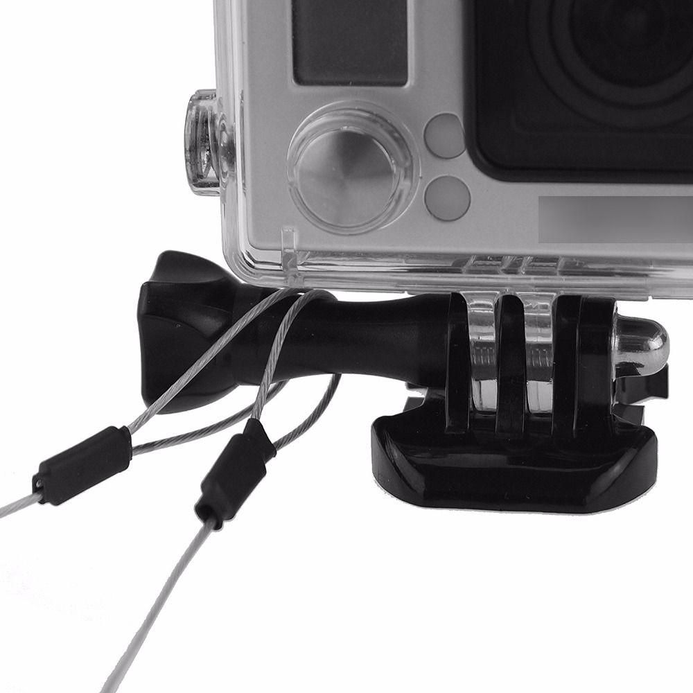 Cabo de Aço - 30cm - GoPro SJCAM Eken Xiaomi
