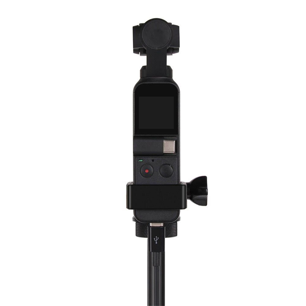Cabo OTG Drone DJI - Osmo Pocket - Tipo C x Tipo C - 1 Metro