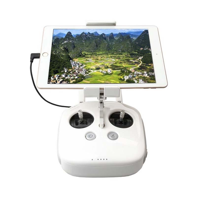 Cabo USB x Lightning - Drone DJI Mavic Pro, Spark, Phantom 3 e Phantom 4 - Iphone e Ipad