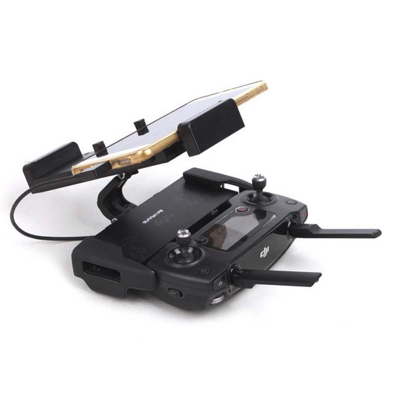 Cabo USB x Micro USB - Drone DJI Mavic Pro, Spark, Phantom 3 e Phantom 4 - Android