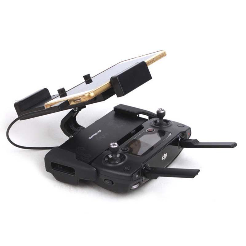 Cabo USB x Tipo C - Drone DJI Mavic Pro, Spark, Phantom 3 e Phantom 4 - Android