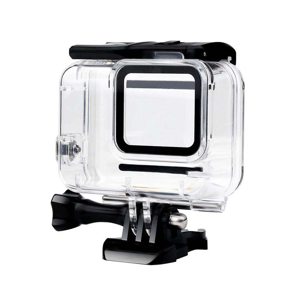Caixa Estanque - GoPro Hero7 White e Silver - Mergulho - 45 Metros
