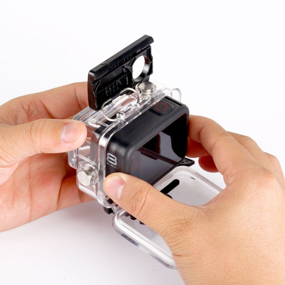 Caixa Estanque - GoPro Hero8