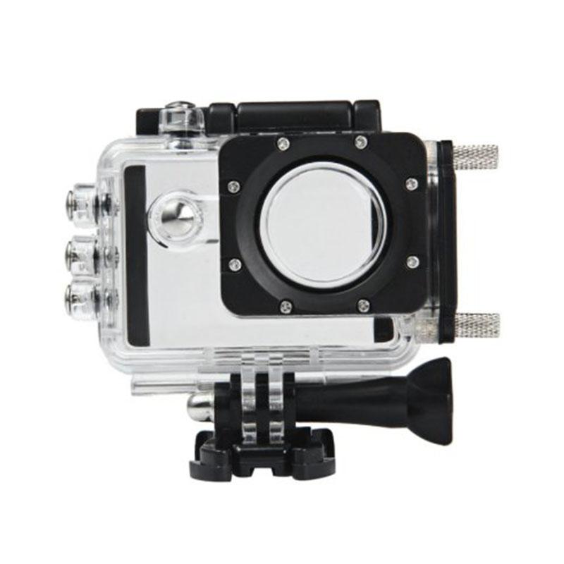 Caixa Estanque - SJCAM SJ5000 Wi-Fi - Skeleton - Carregador USB