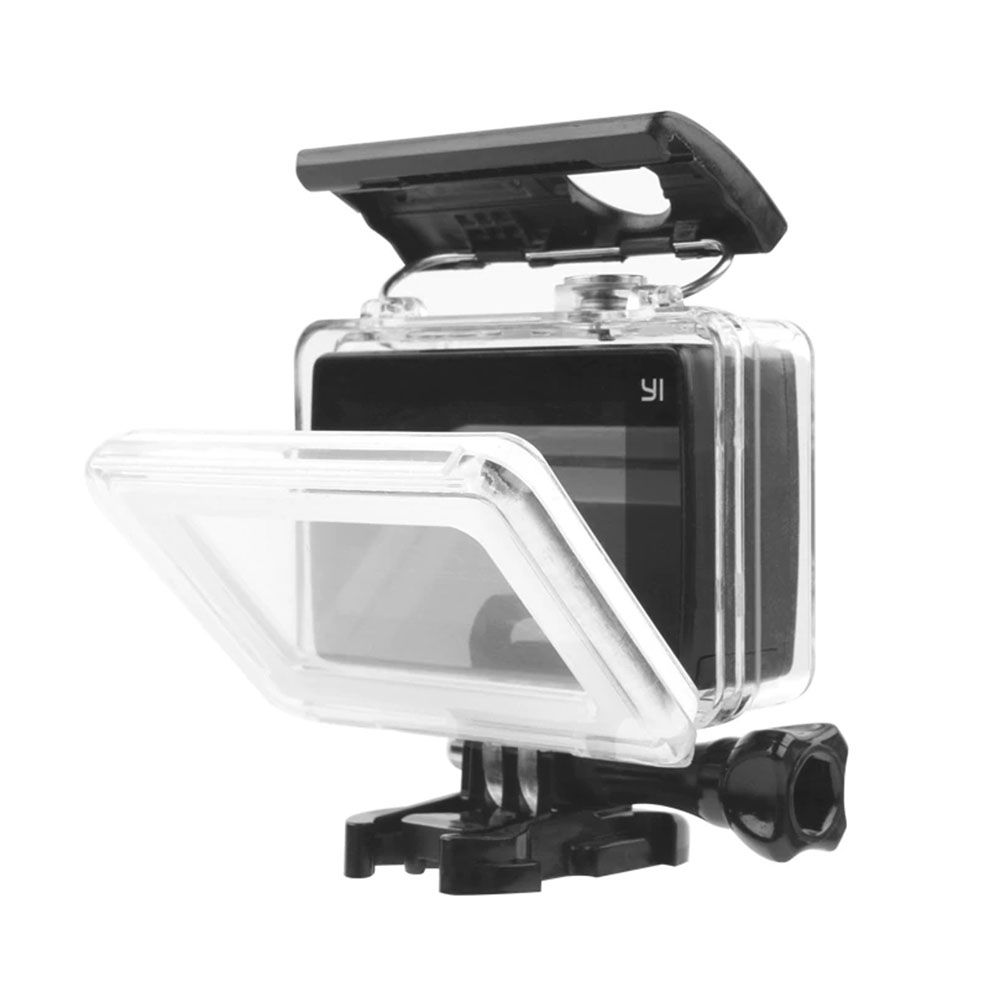 Caixa Estanque - Xiaomi Yi 2 4K - Mergulho - 45 Metros - Touch