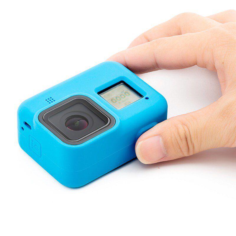Capa Protetora de Silicone - GoPro Hero8 Black